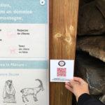 Le Parcours Patrimoine de La Plagne Tarentaise est en cours de déploiement