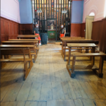 Rénovation de La Chapelle de Montorlin