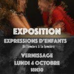 """Exposition """"Expressions d'Enfants"""""""