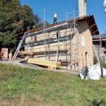 Rénovation de La Chapelle du Villard de Bellentre