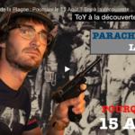 Toy à la découverte de la commune : Le Parachutage de La Plagne